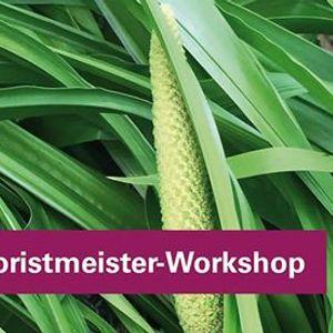 Fr Absolventen Floristmeister-Workshop in und mit der Natur