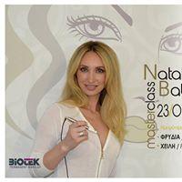 MasterClass -Natalia Babenko