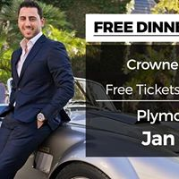 (FREE) Real Estate Millionaire event in Plymouth by Josh Altman