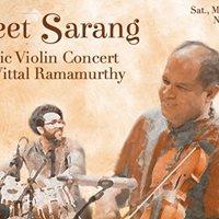 Sangeet Sarang A Carnatic Music Concert