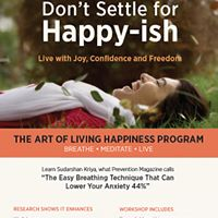 Art of Happiness Course