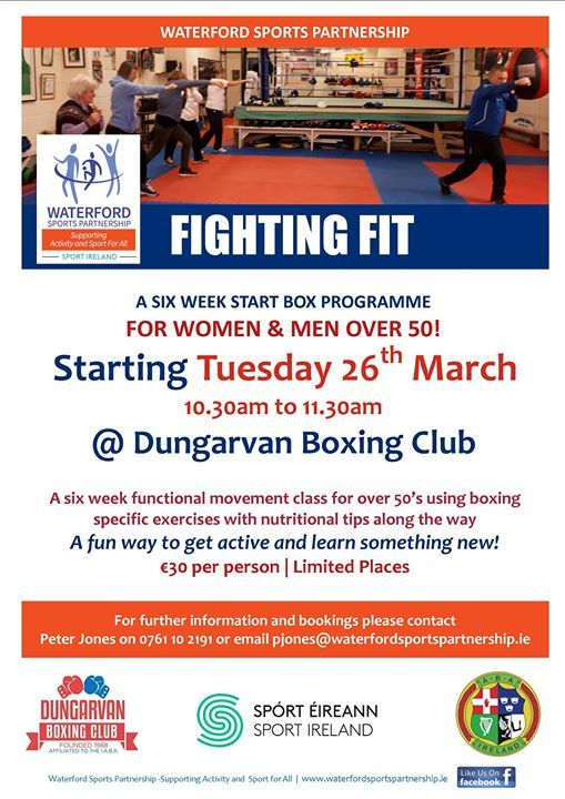 Fighting Fit  Waterford