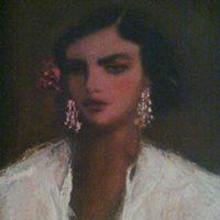 Vernissage Exposition - Peintures de Betty Tardy