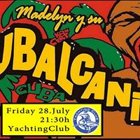 Cubalcanica Salsa Party