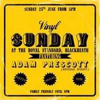 Vinyl Sunday Reggae Special - with Adam Prescott