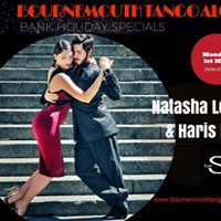 Tango with Natasha Lewinger &amp Haris Mihail in Bournemouth