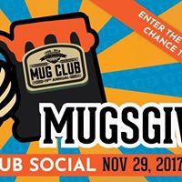 Winter Mug Club Social