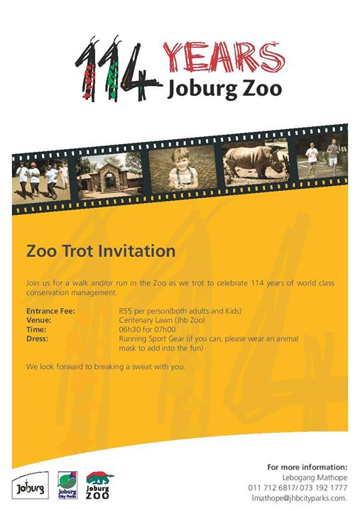 Special Zoo Trot