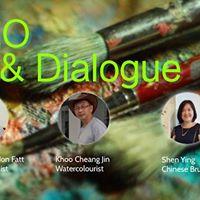 TRIO Art &amp Dialogue