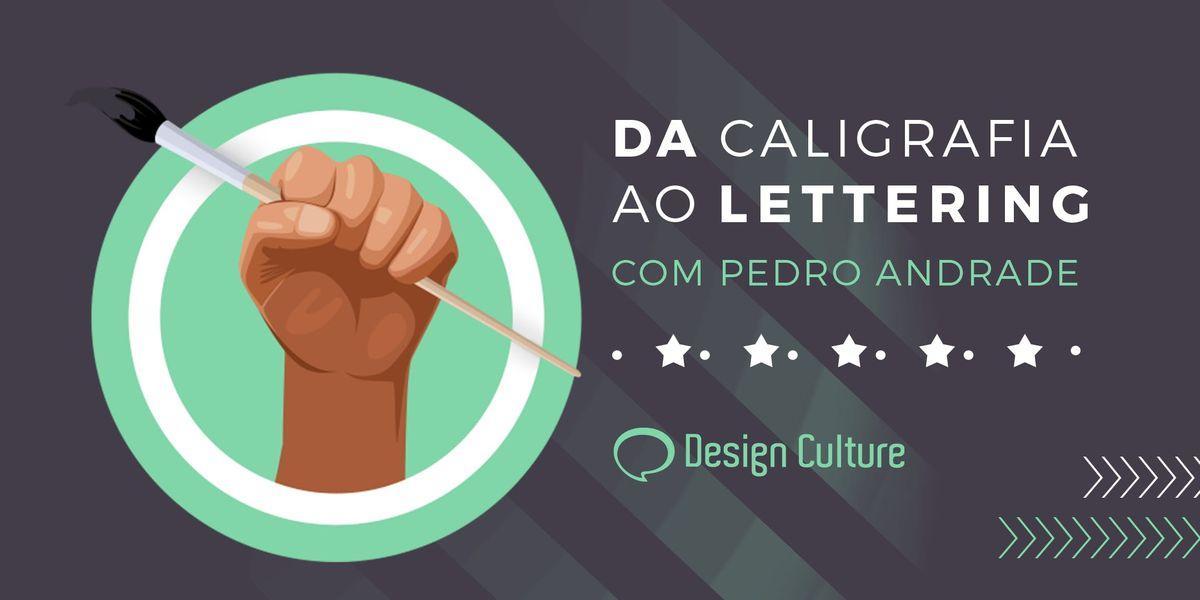 Curso Caligrafia ao Lettering em Recife - 10 Turma
