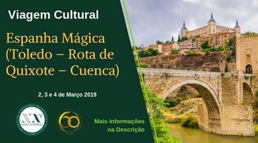 Viagem cultural espanha mgica