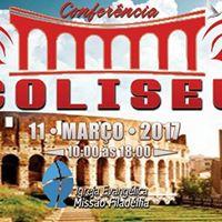 Conferncia Coliseu