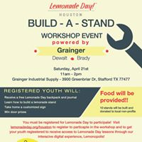 Build a Stand Workshop