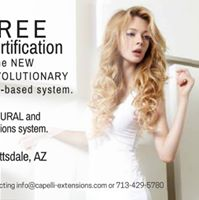 Free Mago Hair Extensions Certification