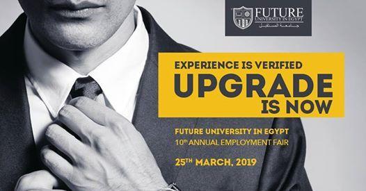10th FUE Annual Employment Fair