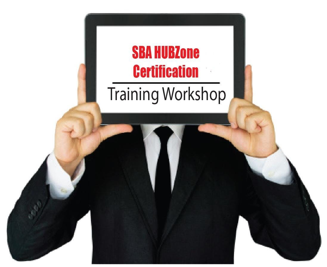 Sba Hubzone Certification Training Workshop At 9658 Baltimore Ave