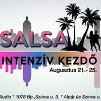 SALSA Intenzv KEZD (beginner)