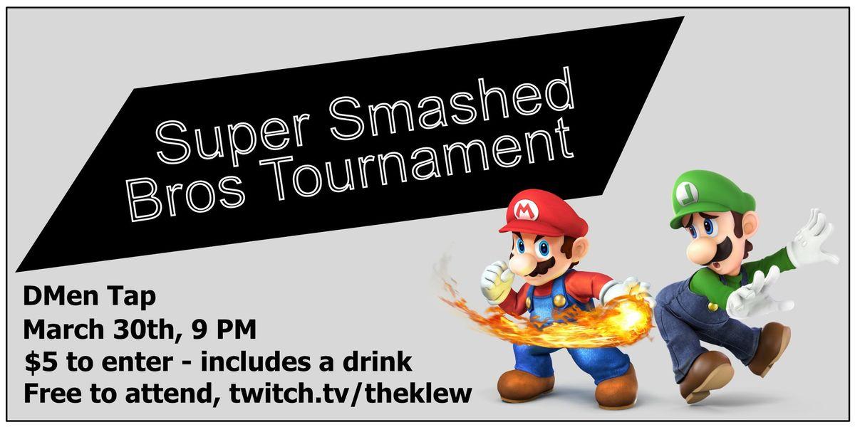 Super Smashed Bros Tournament