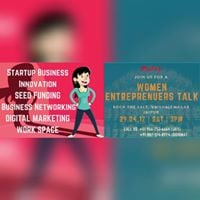 Women Entrepreneurs Talk