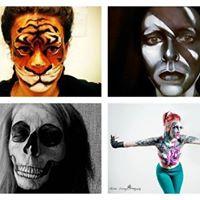 Creative Face &amp Body Art - Teen Boot camp