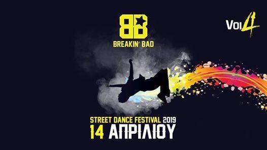Breakin Bad Street Dance Festival 2019
