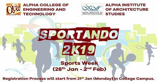 Sportando 2k19
