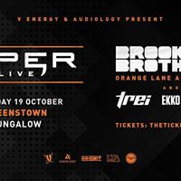 VIPER LIVE ft. Brookes Brothers &amp more (Queenstown)