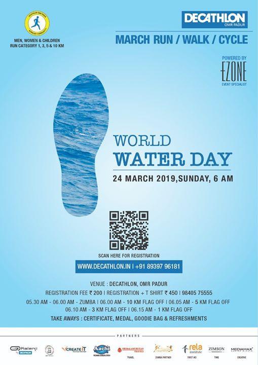 World Water Day Run