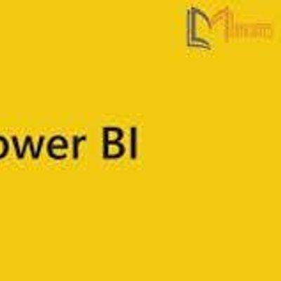Microsoft Power BI Training in Pittsburgh PA on Jun 26th-27th 2019