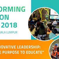 Transforming Education Summit 2018