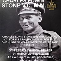 Charles Edwin Stone VC MM - In 100 Years