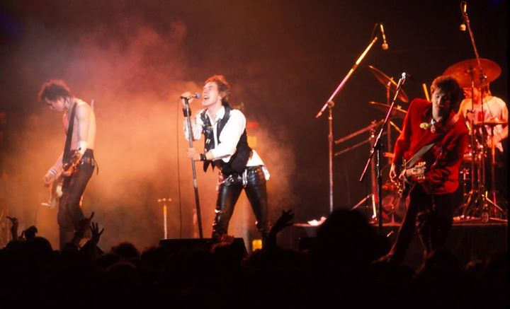 Sex Pistols Live Winterland 1978