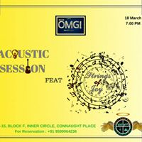 Acoustic Session Feat Strings Of Joy