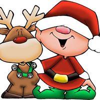 Santas coming to Barkers Towing