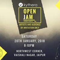 OpenJam January by Kythera