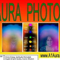 Aura Photos &amp Chakra Printouts with Jack and Susan