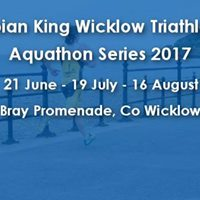 Amphibian King Wicklow Triathlon Club Aquathon Series - Race 3