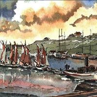 Janes Walk Goderich Harbour Origins Transformations and Evolu