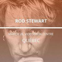 Rod Stewart in Quebec