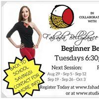 Beginner Bellydance with Fahada