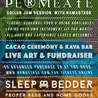Permeate A Collaborative Music Experience (May New Moon)
