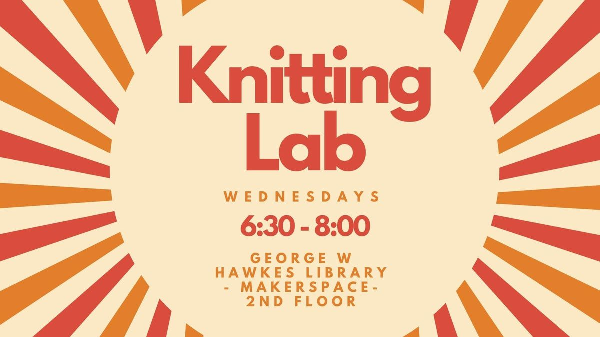 Knitting Lab - Learn to Knit