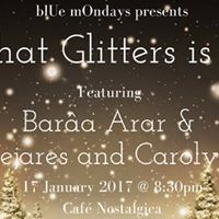 BlUe mOndays presents All That Glitters is Snow
