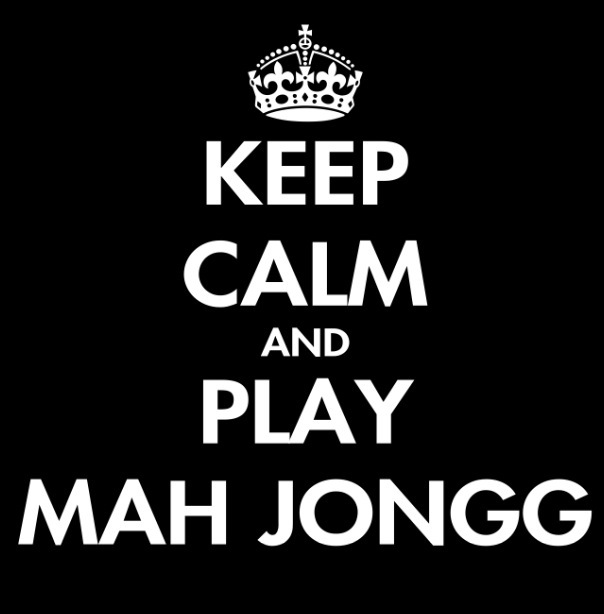 Mah Jongg - The Art of the Game at JCC of Southern Nevada ...