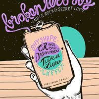 Broken Records Indie Rock at Secret Loft