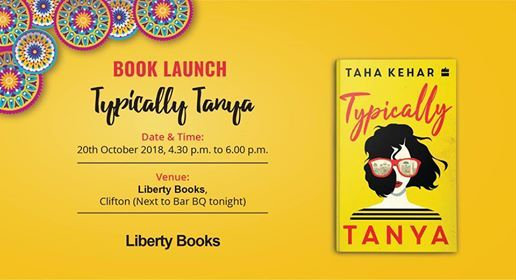 Book Launch  Typically Tanya