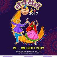 Nache Gujarat Navrat 2017