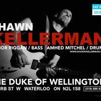Shawn Kellerman Band