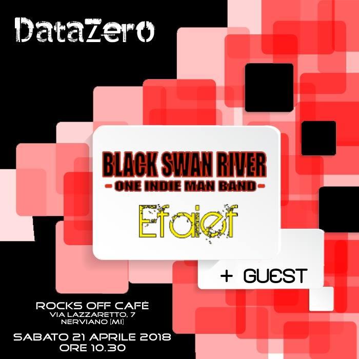 Efaief  Black Swan River  Guest