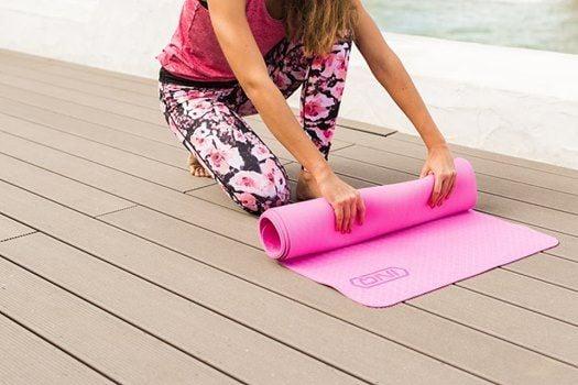 Gratis Yin Yoga les